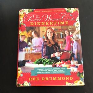 The Pioneer Woman Cooks Dinnertime by R. Drummond